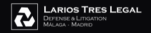 Larios Tres Legal logo